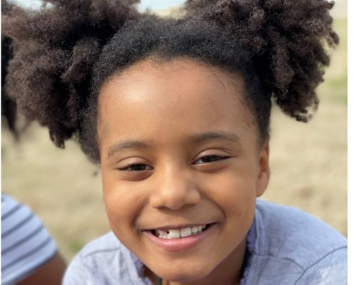 This 7-year-old persuaded an educational app to include 'Black-girl hair' like hers