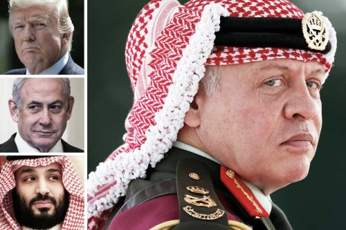 Opinion   Inside the palace intrigue in Jordan and a thwarted 'deal of the century' - The Washington Post