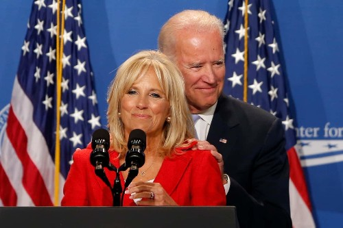 Jill Biden has never wanted to be first lady, but Joe can't win the White House without her