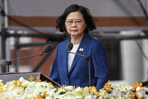Taiwan confirms U.S. military presence, says defending island is vital for democracy