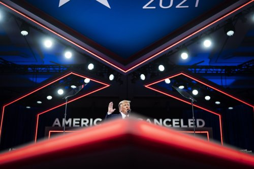 Trump's out-of-power agenda: Retribution against foes, commanding the spotlight and total domination of GOP