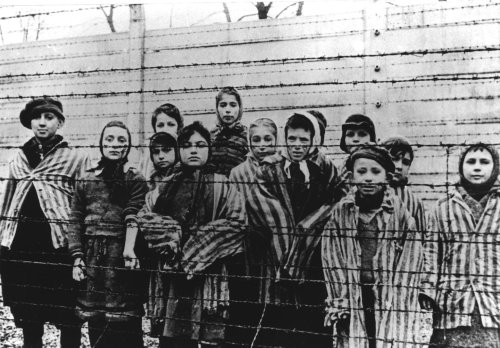 To liberate Auschwitz, David Dushman drove a Soviet tank through its barbed wire. Horrors awaited inside.