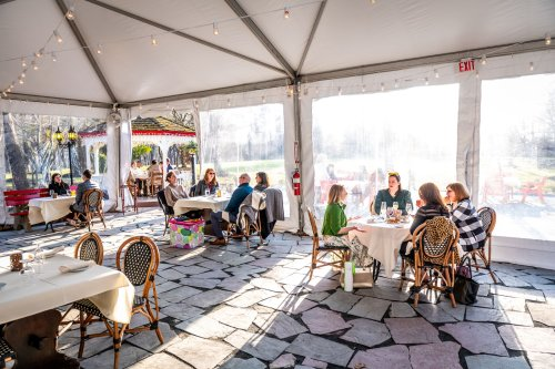 Cicada season closes one restaurant patio, but others are ready for the buzz