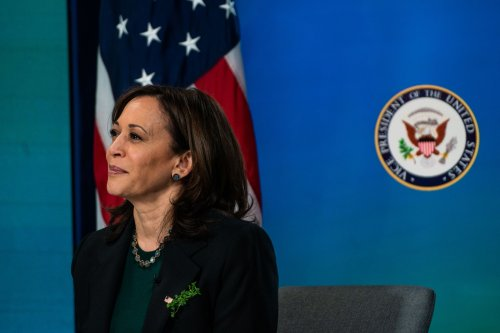 We should rethink how we think about Vice President Harris