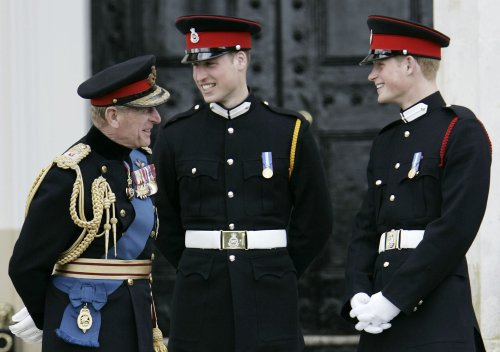 Why the royals aren't wearing military uniforms to Philip's funeral