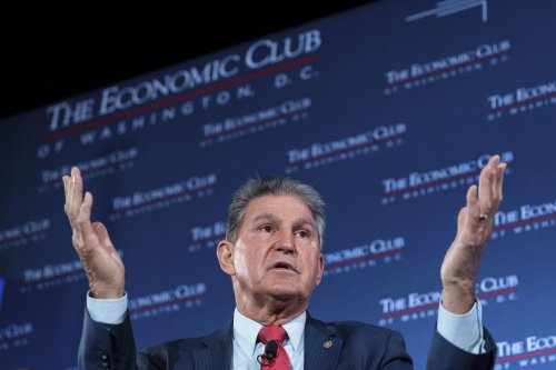 A revealing Joe Manchin quote helps explain why we're in deep trouble