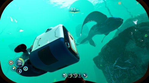 'Subnautica: Below Zero': Hold your breath and dive in
