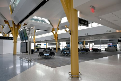 After Gate 35X gets the ax, a new concourse blooms at Reagan National Airport