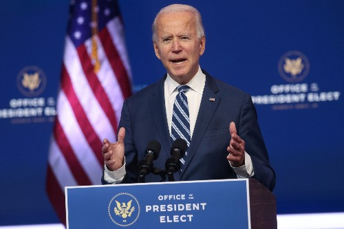 We opposed each other in Bush v. Gore. Now we agree: Biden won.