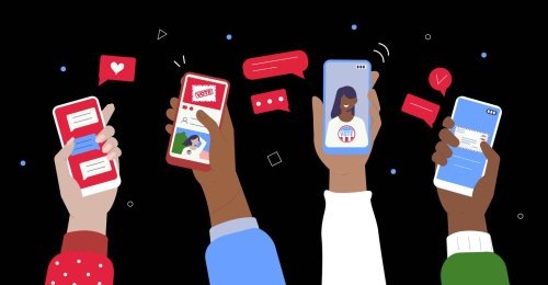 Your guide to following the election on social media