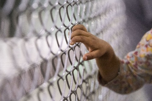 U.S. border officials close Texas warehouse where chain-link 'cages' for migrants became a symbol of mistreatment
