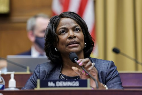 Val Demings: 'Marco Rubio is afraid of a tough fight. I am not.'