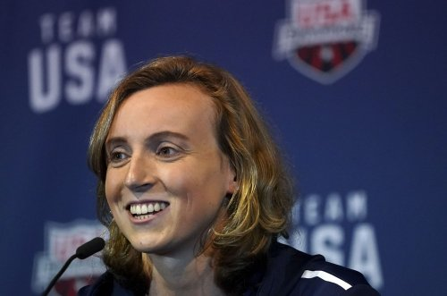 Katie Ledecky shifts her training base to University of Florida ahead of Paris 2024