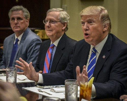 Why Republicans demanded that tax break for business lunches