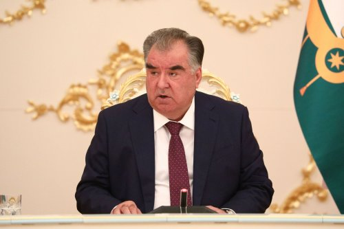 After the Tajik president's sister died of covid, her sons beat up the country's top health officials