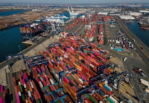Global supply chains will be fine