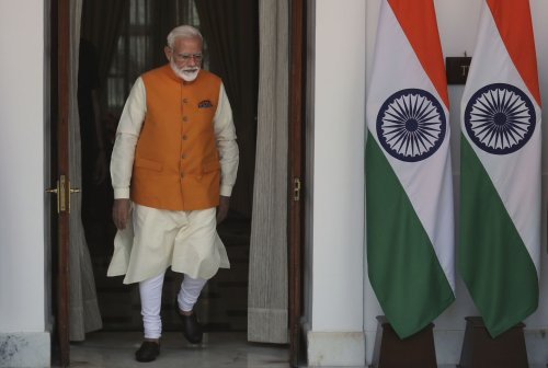India must get its own house in order