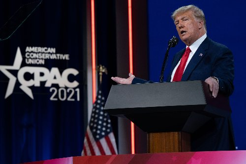 Trump's CPAC speech may be the high-water mark of his post-presidency