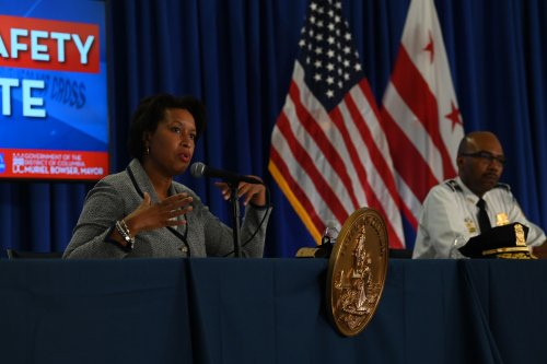 Bowser wants more police. She'll need to make the case for how they will turn the tide on crime.