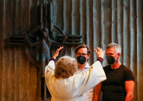 German Catholic priests blessing same-sex marriages may be on to something divine