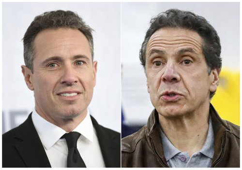 CNN host Chris Cuomo issues pitiful disclosure about Andrew Cuomo