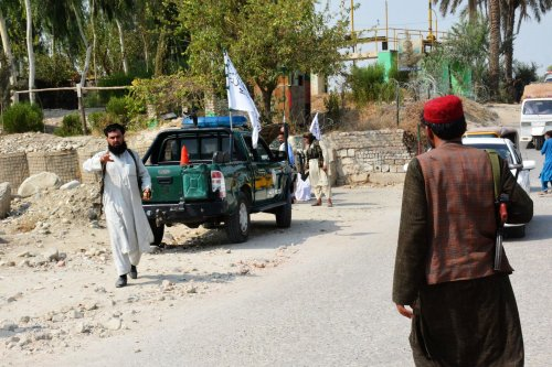 Islamic State in Afghanistan claims responsibility for attacks targeting Taliban