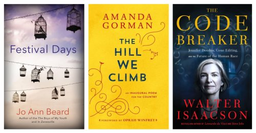 10 books to read in March