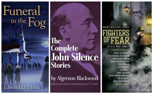 Long before 'Ghostbusters,' fiction's detectives were exploring the otherworldly