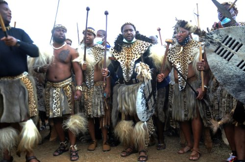 South Africa's Zulu nation is riveted by a royal succession drama. It's about more than who takes the throne.
