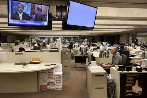 Columnist Margaret Sullivan started out in a vibrant local-newspaper industry. Now it's vanishing, leaving our very democracy in peril. - The Washington Post