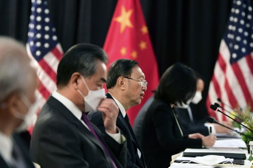 The confrontation with China over Taiwan approaches. The U.S. must make its position clear.