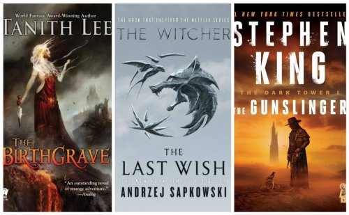 Let's talk about the best sword and sorcery books