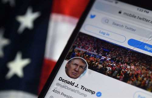 Misinformation dropped dramatically the week after Twitter banned Trump and some allies