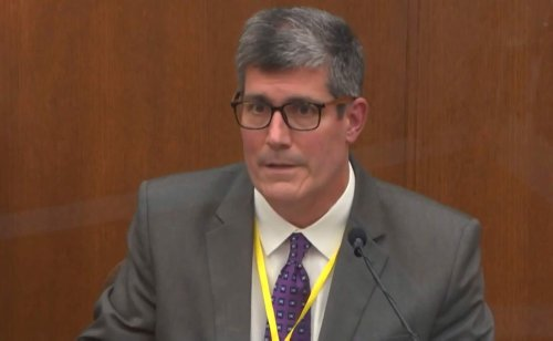 Restraint, neck compression were 'more than Mr. Floyd could take,' medical examiner testifies