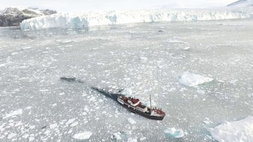 Earth is now losing 1.2 trillion tons of ice each year. And it's going to get worse.