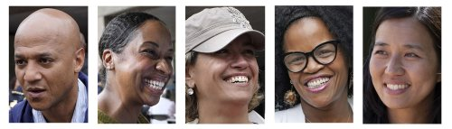 A more diverse Boston prepares for a true changing of the guard
