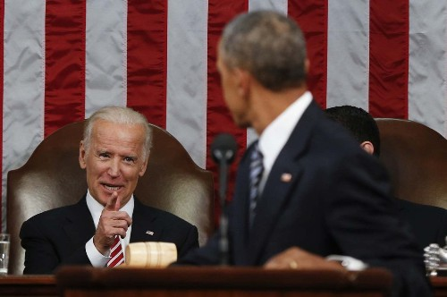 Obama-Biden rapport transcends the office: This relationship is personal.