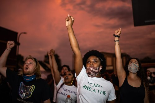 3 more officers charged in Floyd's death as protesters gather for 9th night