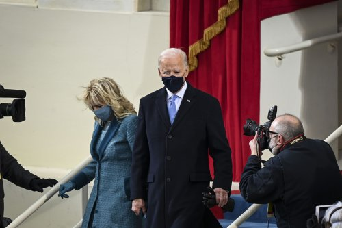 Joe Biden is sworn in as the 46th president, pleads for unity in inaugural address to a divided nation