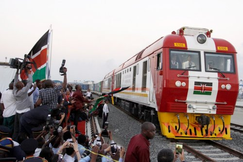 These two African railway megaprojects tell us a lot about China's development model