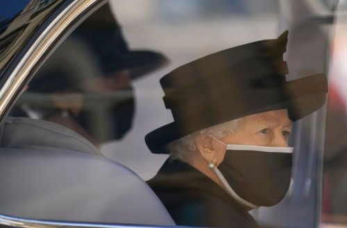 Britain's goodbye to Philip: A pared-down funeral, minute of silence and a solitary queen in a chapel