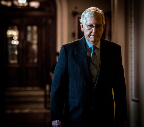 Senate Republicans say they will vote to allow a debt default, leaving Democrats scrambling for plan to avert economic crisis