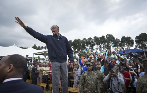 He's been hailed as Rwanda's hero. But is he really his country's villain?