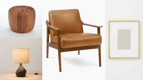 Shopping with the pros: Christopher Zoltan Ritchie's favorite West Elm picks for a quick room refresh