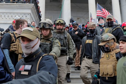 U.S. alleges wider Oath Keepers conspiracy, adds more defendants in Jan. 6 Capitol riot
