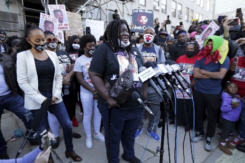 'Y'all killed my son': Mother of Black teen killed by Wisconsin police hospitalized after arrest at protest