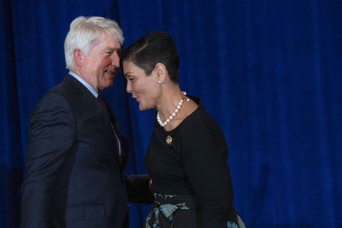 Mark Herring for attorney general and Hala Ayala for lieutenant governor in Virginia