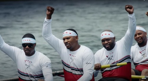 They came from Chicago's West Side to become the nation's first all-Black high school rowing team