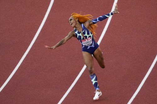 Sha'Carri Richardson is bold, brash and the best American hope in the 100 meters