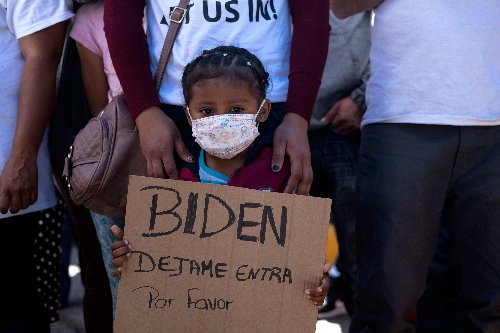 Biden is right to end Trump's inhumane border policies. The cost is a new surge of migrants.